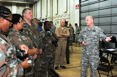 New York Soldiers Represent U.s. Military At Workshop In S