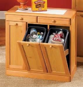 Hamper Cabinet Tilt Out by 3 Bin Recycling Cabinet From Seventh Avenue 174 169 99