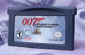 James Bond 007 Gameboy Advance S 2500 En Mercado Libre