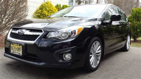 Find Used Subaru Impreza Limited Door Moonroof