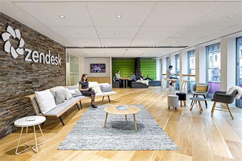 Zendesk Office By Blitz, London