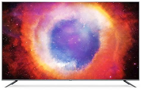 xiaomi mi tv    ultra hd  smart led tv