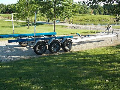 Used Boat Trailer Tri Axle by Tri Axle Boat Trailer Rvs For Sale
