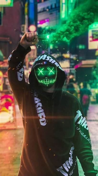 Purge Mask Wallpapers Wallpaperaccess Backgrounds