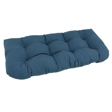 Settee Cushion Pads by Blazing Needles Twill U Shaped Indoor Settee Cushion