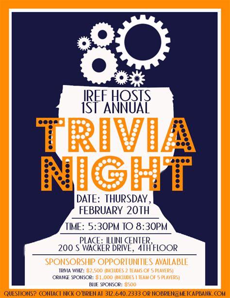 trivia night flyer templates trivia night flyer idea yep i 39 m a trainer pinterest