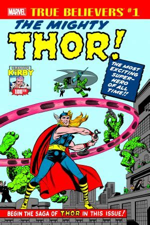 True Believers: Kirby 100th - Introducing...The Mighty ...
