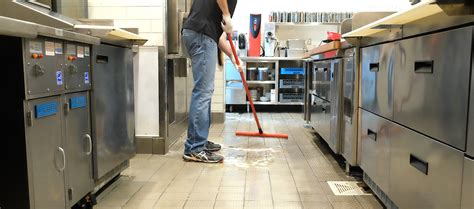 Commercial Kitchen Cleaning In Dallas, Tx  Hrs