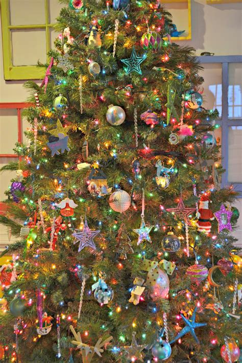 christmas tree decorating ideas  kids decoration love
