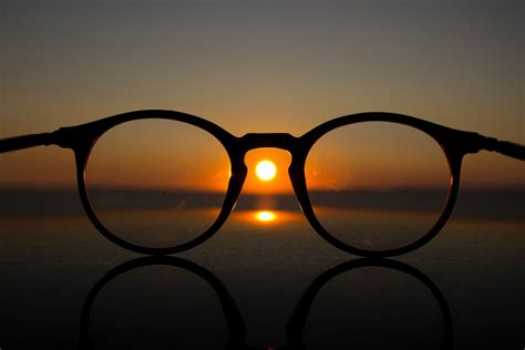 images light sunrise sunset reflection black