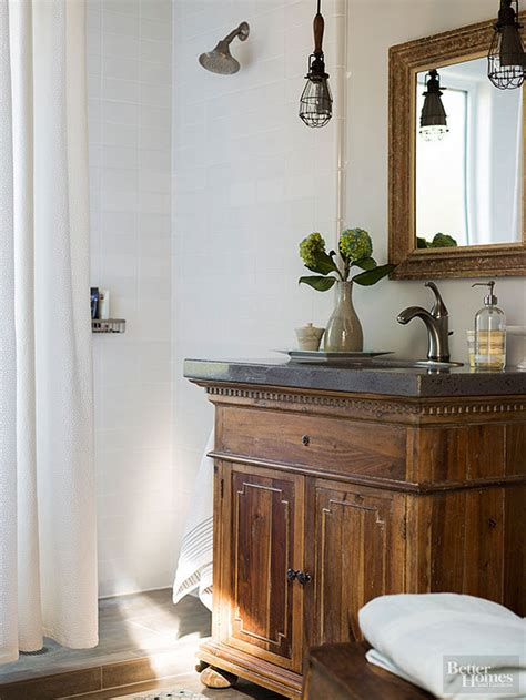 country cottage bathroom ideas  homes gardens