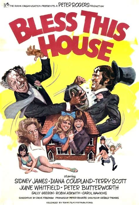 Watch Bless This House (1972) Online Free - Iwannawatch
