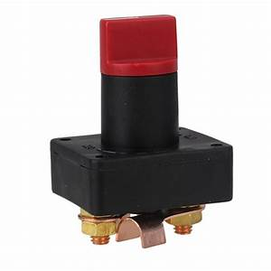 Marine Dual Battery Selector Rotary Switch Durable For