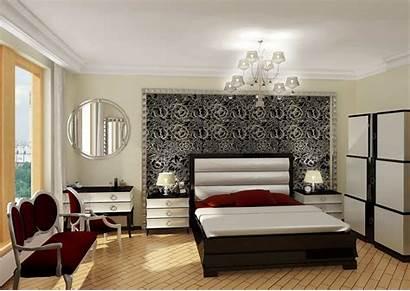 Interior Decor Bedroom Condo Luxury Apartment Royal