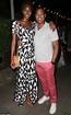 Christie Brinkley wears Bardot mini-dress for ...