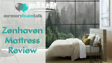mattress makers reviews zenhaven review