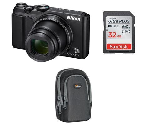 Nikon Coolpix A900 Superzoom Compact Camera & Accessories