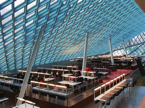 seattle central library seattle washington architecture