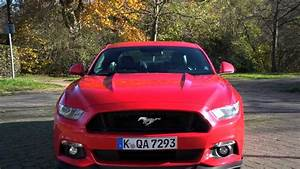 Ford Mustang Gt 5 0 Preis : 2017 ford mustang gt 5 0 test deutsch sound vorderachssperre preis technische daten youtube ~ Kayakingforconservation.com Haus und Dekorationen