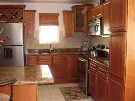 buy spice maple kitchen cabinets