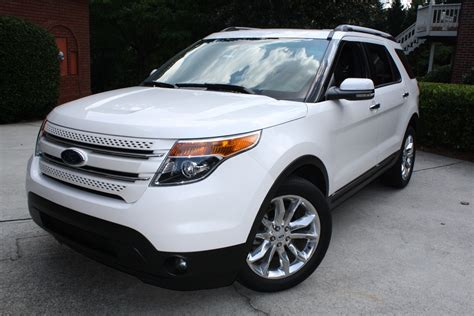 ford explorer limited  utility diminished