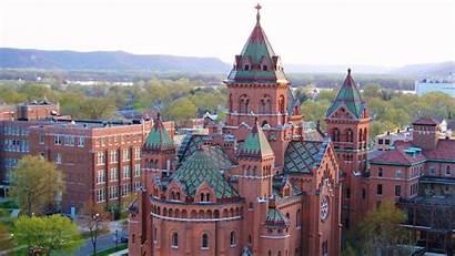 University Wisconsin Viterbo Catholic Social