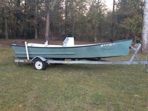 Fishing Boat For Sale Reno by 1991 Reno Lake Skiff Skiffs For Sale In Baton Rouge