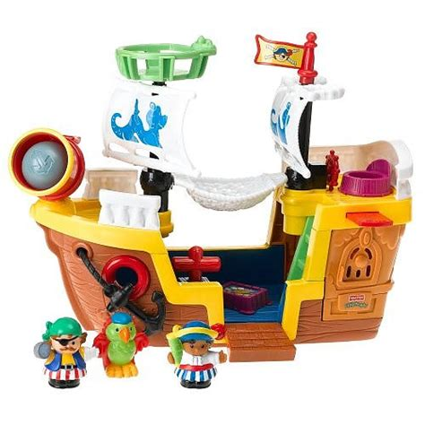 Barco Pirata Toys R Us by Fisher Price Little People Pirate Ship Fisher Price