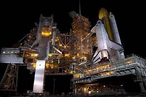 NASA - Raffaello Arrives at the Pad