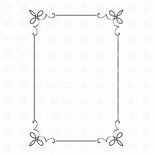 Decorative frame, 4693, Borders and Frames, download ...