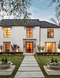 French, Country, Modern, Exterior, Inspiration
