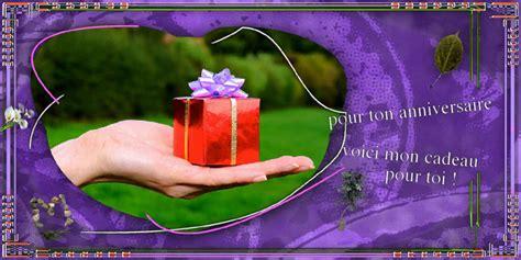 exemple carte cadeau anniversaire