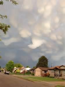 Utah Storm Clouds