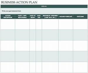 Free Action Plan Templates - Smartsheet