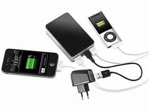 Powerbank Für Handy : revolt powerbank mit 6600 mah f r ipod iphone handy ~ Jslefanu.com Haus und Dekorationen