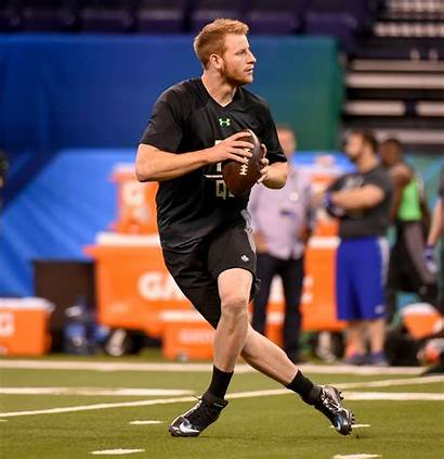 Wentz Carson Contract Eagles Rookie Roster Rest