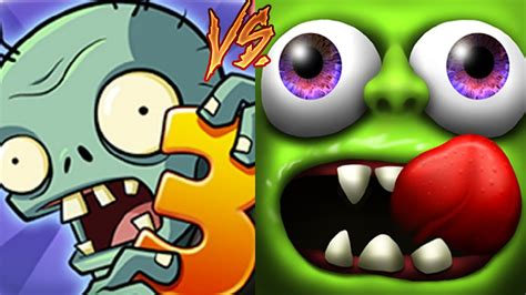 plants  zombies   zombie tsunami youtube