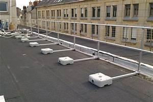 Toiture Terrasse Inaccessible : bretagne etancheite tanch it toiture terrasse sainte luce sur loire ~ Melissatoandfro.com Idées de Décoration