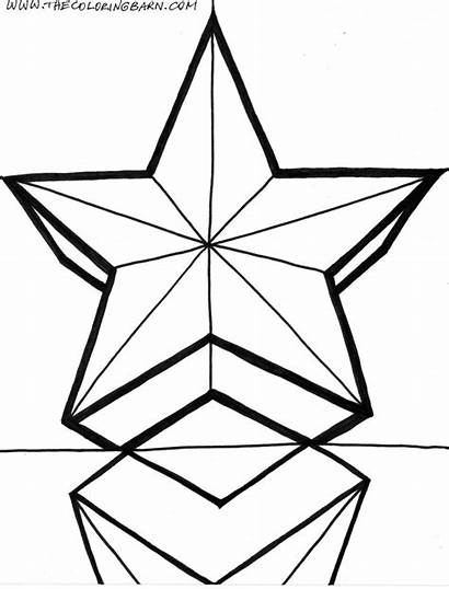 Coloring Star Stars Pages 3d Printable Drawing