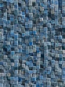 Mosaik Fliesen Blau : vliestapete mosaik blau grau steinwand fliesen optik 200 x ~ Michelbontemps.com Haus und Dekorationen