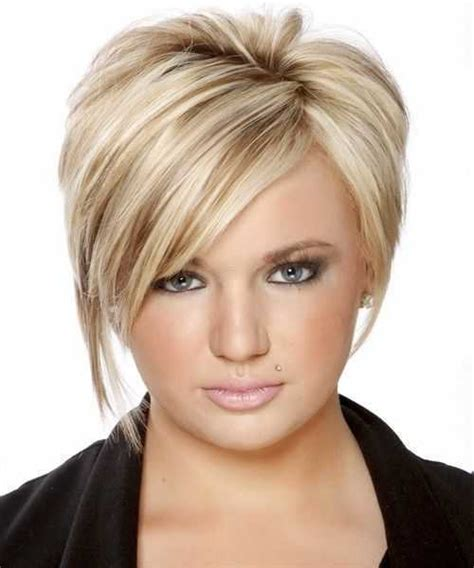 best short hairstyles for round faces 2015 short hairstyles 2016