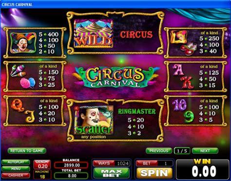 Circus Carnival Slot