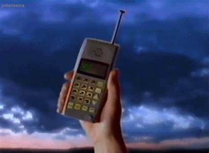 Cell Phone 90s Loading