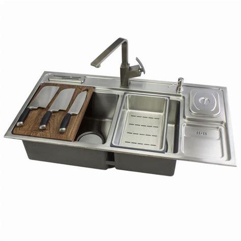 38 inch kitchen sink 38 1 2 inch 12mm thickness stainless steel topmount drop 3885
