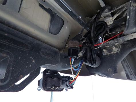 Toyotum Tundra Trailer Wiring Harnes by 2015 Toyota Tundra Custom Fit Vehicle Wiring