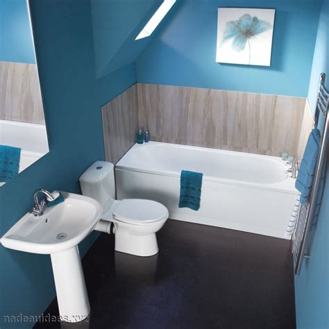 couleur salle de bain moderne