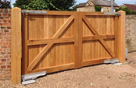 pictures of wooden gates wooden gates bespoke electric wooden gates hb paynter gates ltd