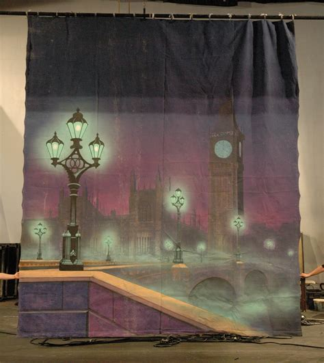 cleaning stage curtains specification