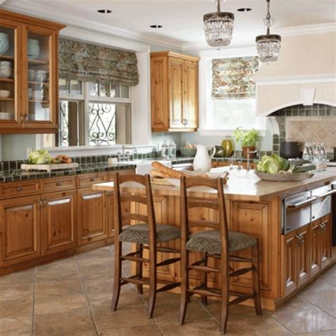18+ Magnificent Kitchen Ideas Traditional
