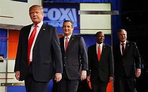 Republican debate 2016: Donald Trump smacks down Ted Cruz ...